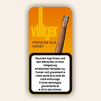 Villiger Premium - No 6 Honey