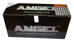 Angel Big Pack Zigarettenfilterhülsen 500 Stk.