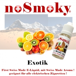 Exotik - E-Liquid - noSmoky (Swiss Made)