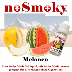 Melonen - E-Liquid - noSmoky (Swiss Made)