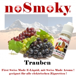 Trauben - E-Liquid - noSmoky (Swiss Made)
