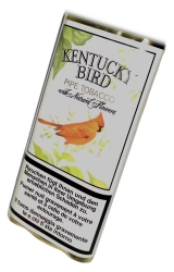 Kentucky Bird - with Natural Flowers