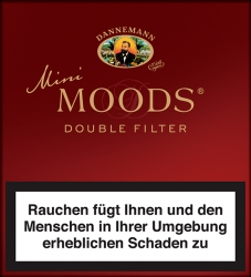 Dannemann Moods Mini Double Filter