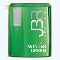 JBR Wintergreen Snuff