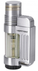 Vertigo Jolt Charcoal Torch Flame Lighter