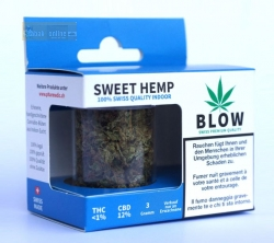 BLOW SWEET HEMP BLUE