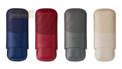 Zino Graphic Leaf Cigar Cases (R-2)