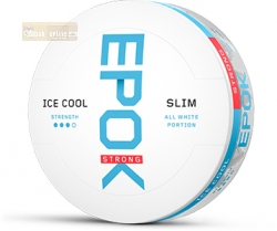Epok Ice Cool Slim White Portion (in Beutel)