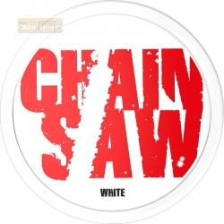 Chainsaw - White (in Beutel)