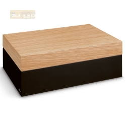Zino Humidor Z80 Oak and Black